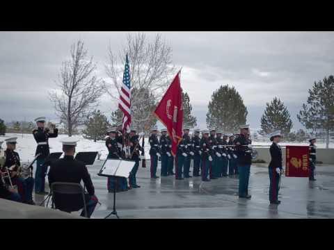 A Hero's Farewell | Lt. Gen. Martin L. Brandtner's Memorial service