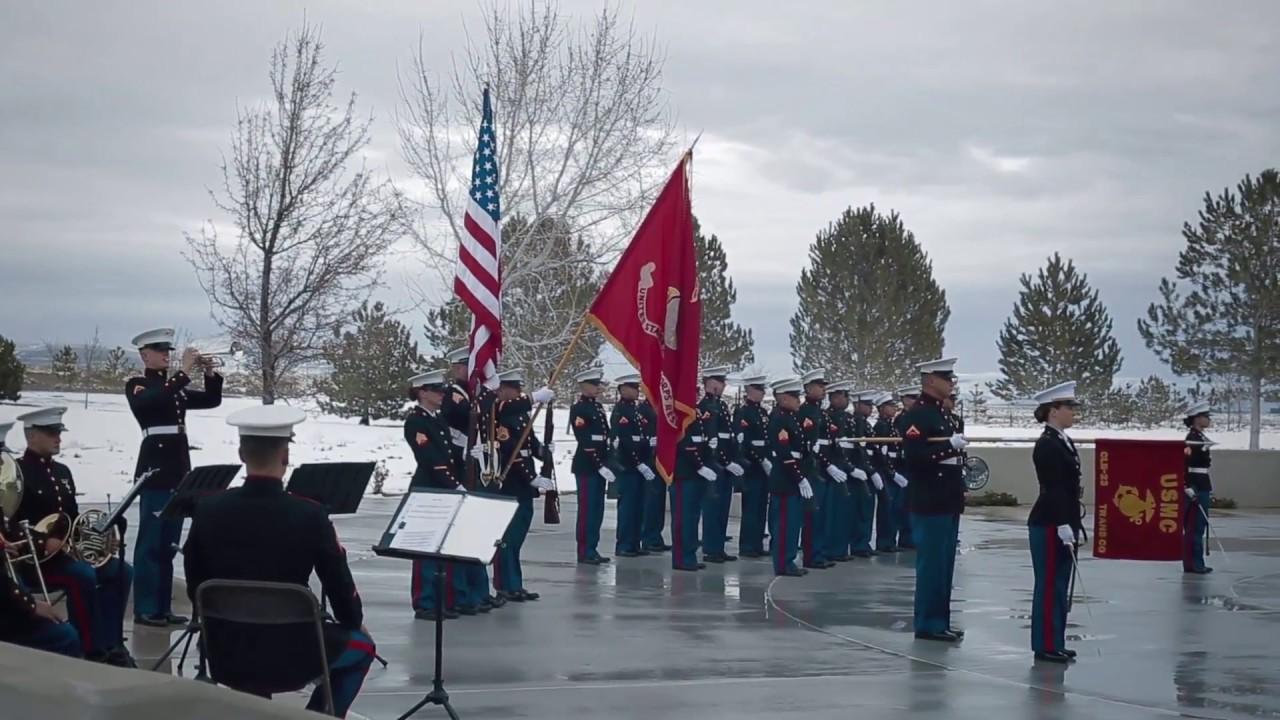 A Hero's Farewell   Lt. Gen. Martin L. Brandtner's Memorial service