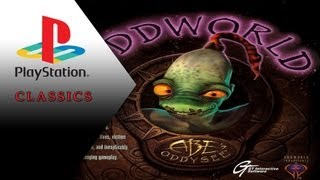 PS1 Classics - Abe's Oddysee