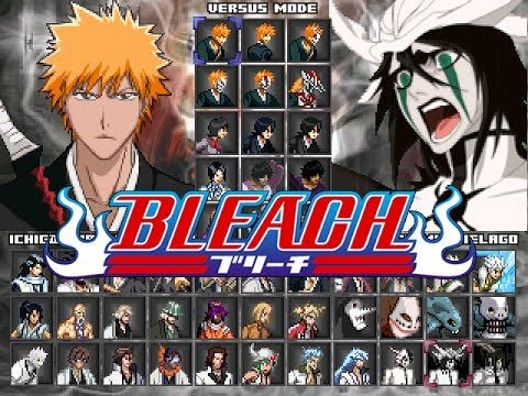 naruto vs bleach mugen full pc game download