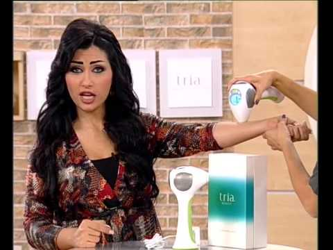 Tria - Hair Removal Laser | Citrusstv.com