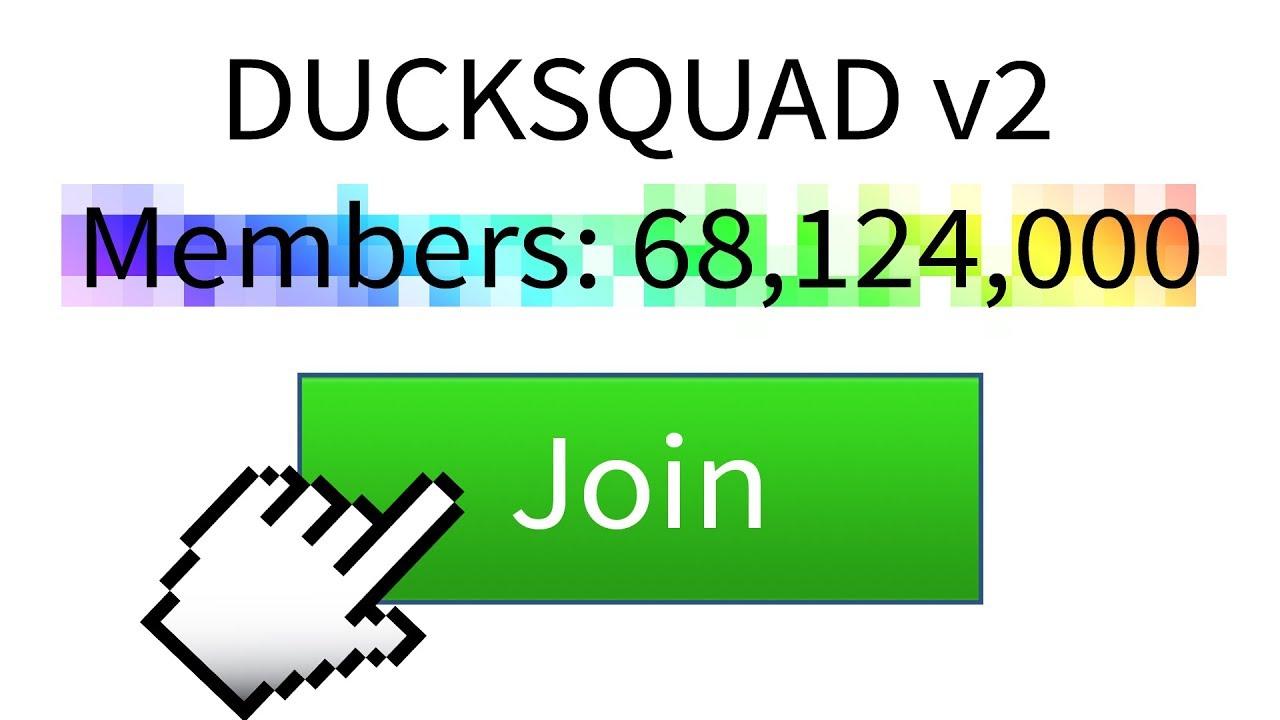 Ducksquad official donation roblox