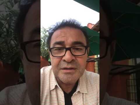 Mario Castañeda Interpretando la voz de Black Goku