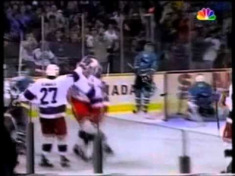 NHL International Weekly 1994-95 - NBCSuperChannel Part4