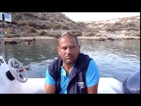 Mission comptage poissons, Habibas 2015
