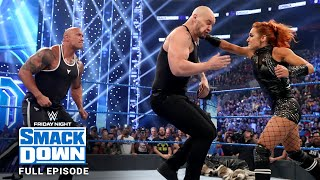 WWE SmackDown Full Episode, 4 October 2019