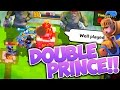 BREAKING 4700! Double Prince HIGH LEVEL Deck | Clash Royale