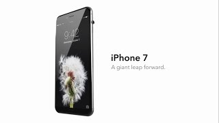 iPhone 7 official trailer concept by apple iOS 10  apple iphone 7 official video trailer 2016 айфон