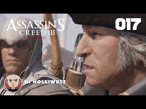 Assassin's Creed III #017 - Papas Liebling [PS4] | Let's play AC3 remastered