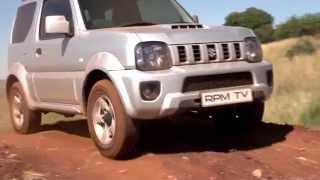 RPM TV - Episode 275 - Suzuki Jimny 1.3 Manual