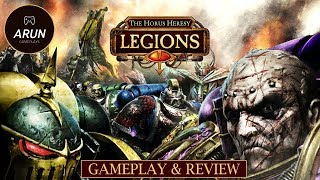 The Horus Heresy Legions New Free Game on Steam - Gameplay & Review