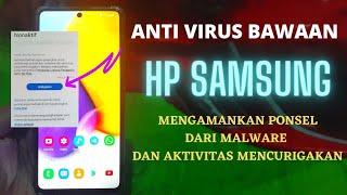 Cara Mengaktifkan Anti Virus Bawaan Di HP Samsung - Fitur Keamanan Anti Malware screenshot 3