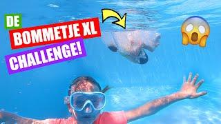 de BOMMETJE XL CHALLENGE!! [Met Onze Vrienden] ♥DeZoeteZusjes♥