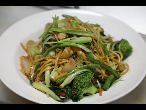 Baixar Vegetarian Lo Mein 素菜撈麵