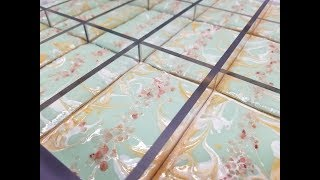 MAKING AND UNMOLDING SIMPLY BEAUTIFUL HANDMADE COLD PROCESS SOAP