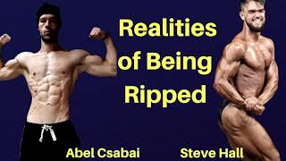 The Harsh Realities of Getting Shredded with Steve Hall (brutally-honest talk!)