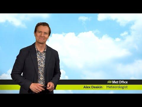 Wednesday morning forecast 02/06/21