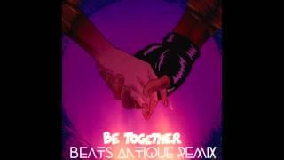 Be Together feat. Wild Belle - Major Lazer (Beats Antique Remix)