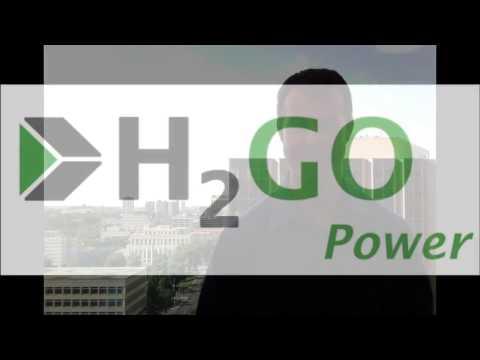 Hello Tomorrow H2GO Power Pitch