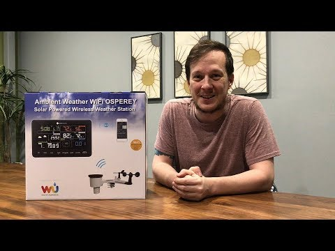 Ambient Weather WS-2902 Osprey Review: Best Value For Money Home Weather Station?