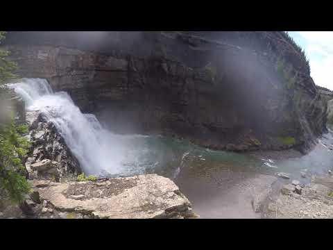 Kayak - South Ram River: Ram Falls To North Saskatchewan River
