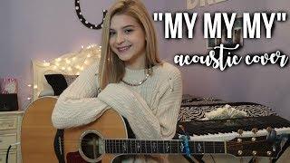 """My My My"" - Troye Sivan Acoustic Cover - Caroline Dare"