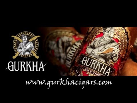 Finest Cigars in the World - Gurkha Cigars International (VIP TV)