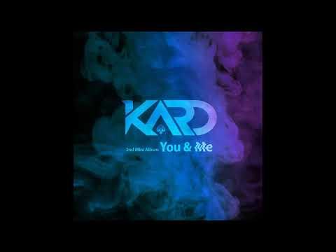 KARD - 지니까 (Because) [MP3 Audio] [2nd Mini Album `YOU & ME`]