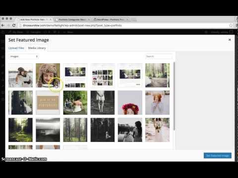 how to set up fitclub wordpress theme