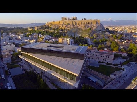 a visit to the acropolis museum youtube