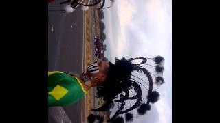Danza indio piel roja san felipe guanajuato