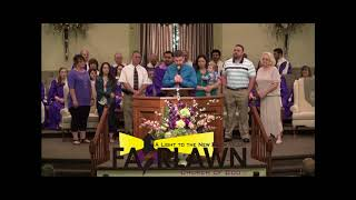Fairlawn Church of God accepting New Members
