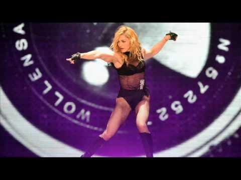 Madonna ~ Vogue ~ Sticky and Sweet Karaoke