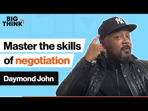 Master the skills of negotiating in everyday life | Daymond John
