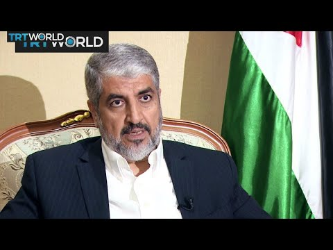 Hamas' Outgoing Leader | Crossing the Line