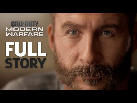 Call Of Duty: Modern Warfare | Full Campaign & Story Cinematics