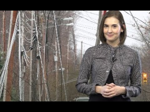 How to prepare for a power outage before ice, snow or wind: On the Radar with Kelly Reardon (video)