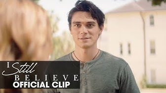 "I Still Believe (2020 Movie) Official Clip ""It's A Date"" 