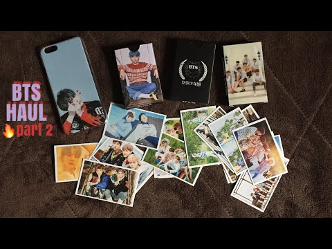 Download Bts Photocards Phone Cases Aliexpress Haul 1 MP3, 3GP, MP4
