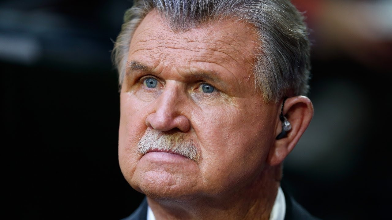 Mike Ditka rips kneeling athletes: 'Get the hell out of the country'