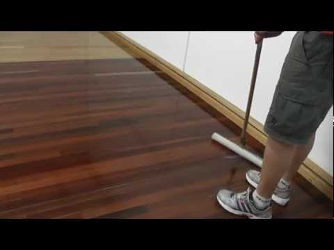 Applying Basic Coatings Finishers to your Wooden Floors