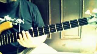 Pas Band - Malam Tetaplah Malam Bass Cover (blaquetangledhart)