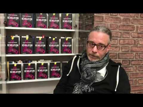 Révolution - Sébastien Gendron - interview