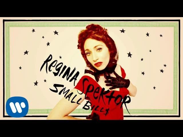 regina-spektor-small-bill-official-audio-reginaspektor