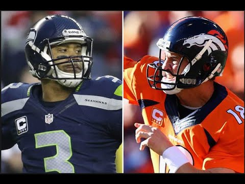 Broncos vs Seahawks 2014 W3 Highlights