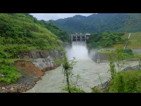 Tuirial Hydel Project Mizoram 2017