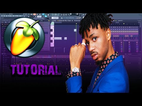 HOW TO MAKE A METRO BOOMIN TYPE BEAT IN FL STUDIO | FROM SCRATCH | TUTORIAL