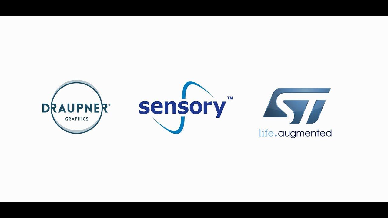 TouchGFX Partner: STMicroelectronics - TouchGFX