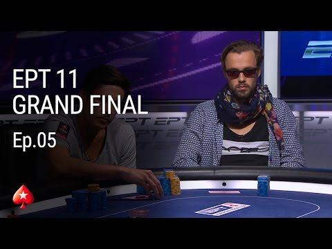 The PokerStars & Monte-Carlo Casino EPT11 Grand Final - Main Event - Episode 5