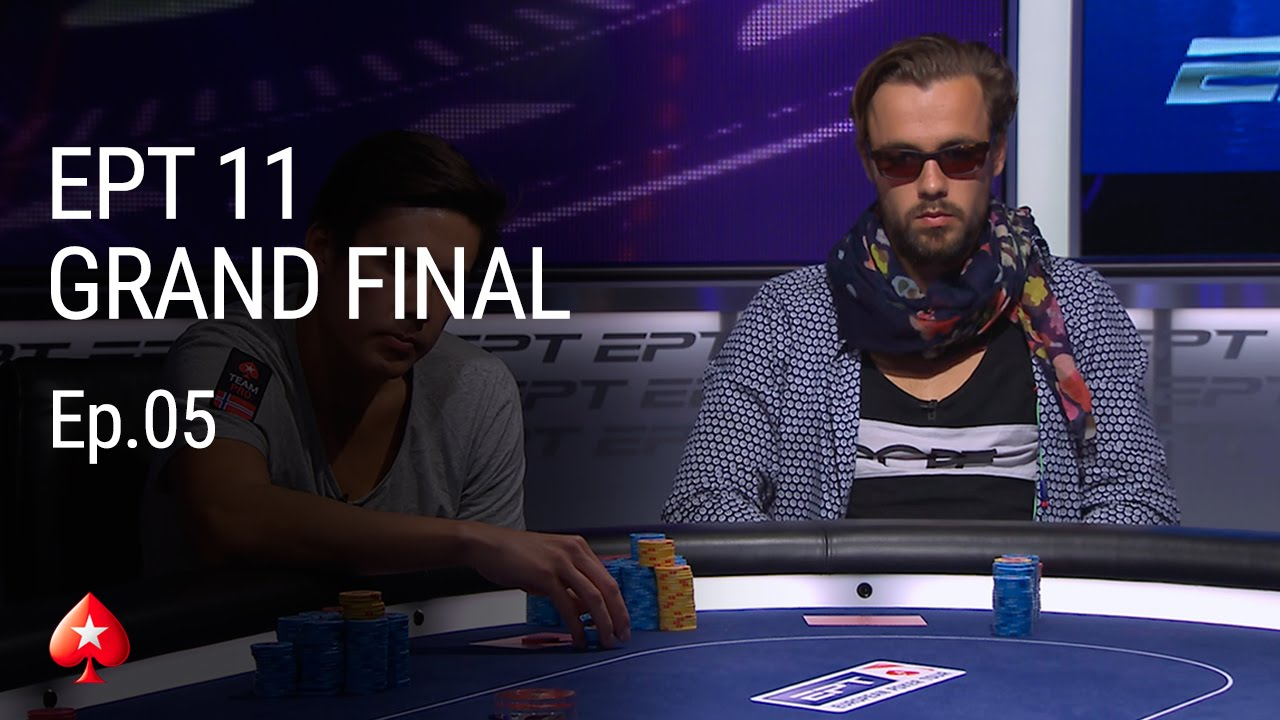 The PokerStars & Monte-Carlo Casino EPT11 Grand Final - Main Event - Episode 5